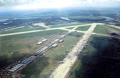 Панорама авиасалона