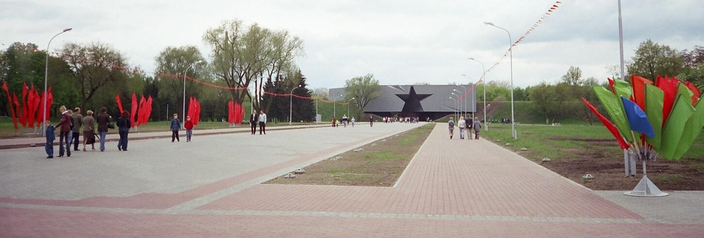 Мемориал Брестская крепость